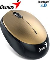 Genius NX-9000BT Bluetooth 4.0 3-button wireless optical mouse